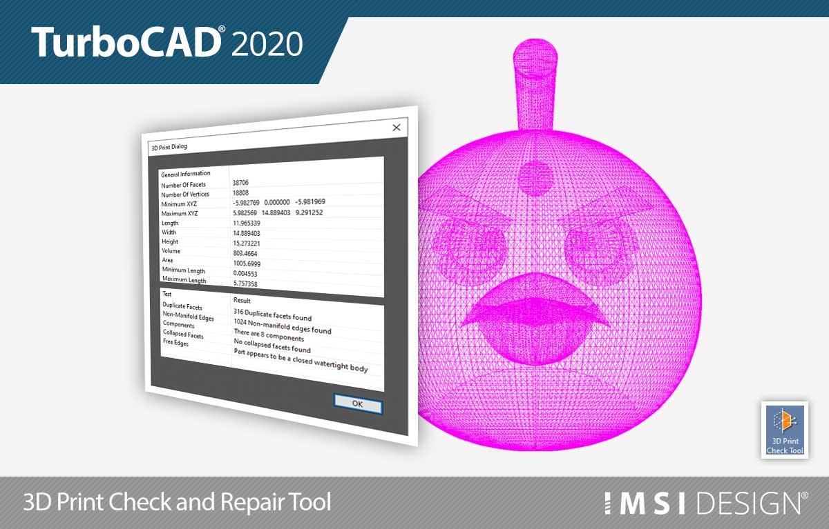 Outil Contrôle Impression 3D et réparation